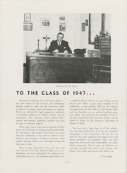 Page 14, 1947 Edition, Oklahoma City University - Keshena Yearbook (Oklahoma City, OK) online yearbook collection