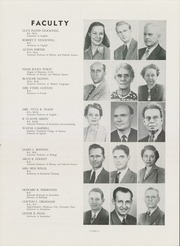 Page 16, 1947 Edition, Oklahoma City University - Keshena Yearbook (Oklahoma City, OK) online yearbook collection