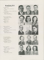 Page 17, 1947 Edition, Oklahoma City University - Keshena Yearbook (Oklahoma City, OK) online yearbook collection