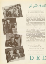 Page 6, 1950 Edition, Oklahoma City University - Keshena Yearbook (Oklahoma City, OK) online yearbook collection