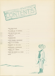 Page 9, 1950 Edition, Oklahoma City University - Keshena Yearbook (Oklahoma City, OK) online yearbook collection