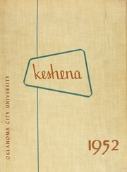 1952 Edition, Oklahoma City University - Keshena Yearbook (Oklahoma City, OK)