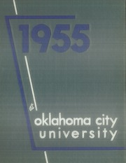 1955 Edition, Oklahoma City University - Keshena Yearbook (Oklahoma City, OK)
