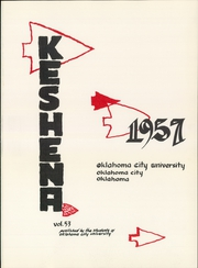 Page 5, 1957 Edition, Oklahoma City University - Keshena Yearbook (Oklahoma City, OK) online yearbook collection
