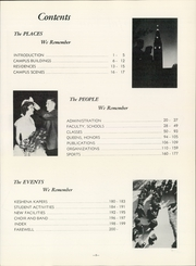 Page 7, 1957 Edition, Oklahoma City University - Keshena Yearbook (Oklahoma City, OK) online yearbook collection