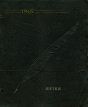 1945 Edition, Scioto Township High School - Sciotonian Yearbook (Commercial Point, OH)
