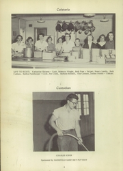 Page 14, 1956 Edition, Perrysville High School - Mohican Yearbook (Perrysville, OH) online yearbook collection