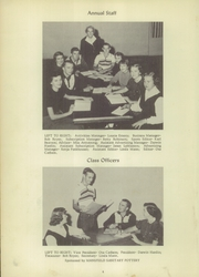 Page 8, 1956 Edition, Perrysville High School - Mohican Yearbook (Perrysville, OH) online yearbook collection
