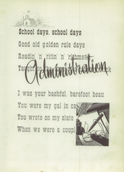 Page 9, 1956 Edition, Perrysville High School - Mohican Yearbook (Perrysville, OH) online yearbook collection
