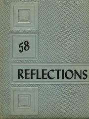 1958 Edition, Auglaize Township School - Reflections Yearbook (Harrod, OH)
