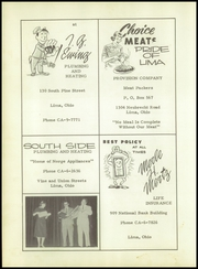 Auglaize Township School - Reflections Yearbook (Harrod, OH) online yearbook collection, 1958 Edition, Page 62