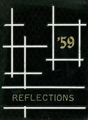 1959 Edition, Auglaize Township School - Reflections Yearbook (Harrod, OH)