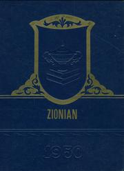Mount Zion High School - Zionian Yearbook (Bucyrus, OH) online yearbook collection, 1950 Edition, Page 1