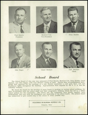Page 10, 1957 Edition, Hoaglin Jackson High School - Bulldog Yearbook (Van Wert, OH) online yearbook collection