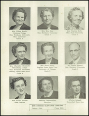 Page 12, 1957 Edition, Hoaglin Jackson High School - Bulldog Yearbook (Van Wert, OH) online yearbook collection