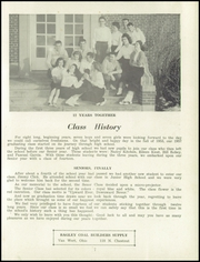 Page 13, 1957 Edition, Hoaglin Jackson High School - Bulldog Yearbook (Van Wert, OH) online yearbook collection
