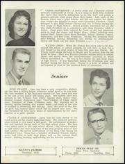 Page 15, 1957 Edition, Hoaglin Jackson High School - Bulldog Yearbook (Van Wert, OH) online yearbook collection