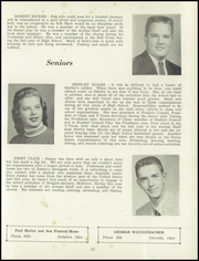 Page 17, 1957 Edition, Hoaglin Jackson High School - Bulldog Yearbook (Van Wert, OH) online yearbook collection