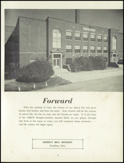 Page 7, 1957 Edition, Hoaglin Jackson High School - Bulldog Yearbook (Van Wert, OH) online yearbook collection