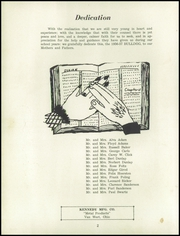 Page 8, 1957 Edition, Hoaglin Jackson High School - Bulldog Yearbook (Van Wert, OH) online yearbook collection