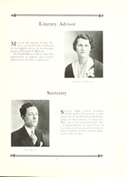 Page 9, 1933 Edition, West Night High School - Echo Yearbook (Cincinnati, OH) online yearbook collection
