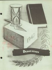 Page 3, 1947 Edition, Tiro High School - Tiroan Yearbook (Tiro, OH) online yearbook collection