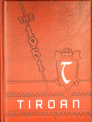 Tiro High School - Tiroan Yearbook (Tiro, OH) online yearbook collection, 1951 Edition, Page 1