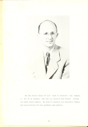 Page 6, 1954 Edition, Tiro High School - Tiroan Yearbook (Tiro, OH) online yearbook collection