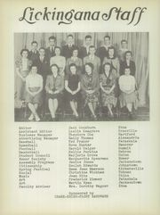 Page 10, 1938 Edition, Homer High School - Cavalier Yearbook (Homerville, OH) online yearbook collection
