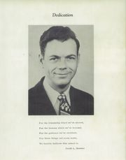 Page 9, 1952 Edition, Homer High School - Cavalier Yearbook (Homerville, OH) online yearbook collection