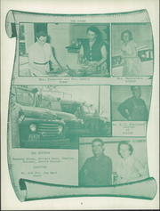 Page 8, 1953 Edition, Homer High School - Cavalier Yearbook (Homerville, OH) online yearbook collection