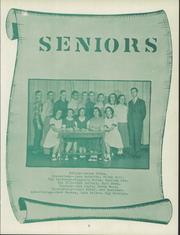 Page 9, 1953 Edition, Homer High School - Cavalier Yearbook (Homerville, OH) online yearbook collection