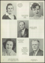 Page 12, 1947 Edition, Harpster High School - Crusader Yearbook (Harpster, OH) online yearbook collection