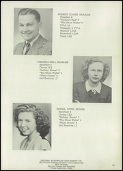 Page 17, 1947 Edition, Harpster High School - Crusader Yearbook (Harpster, OH) online yearbook collection