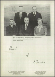 Page 8, 1947 Edition, Harpster High School - Crusader Yearbook (Harpster, OH) online yearbook collection