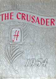 1954 Edition, Harpster High School - Crusader Yearbook (Harpster, OH)