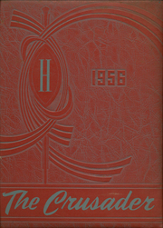 1956 Edition, Harpster High School - Crusader Yearbook (Harpster, OH)