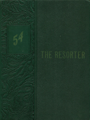 1954 Edition, Magnetic Springs High School - Resorter Yearbook (Magnetic Springs, OH)