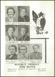 Page 13, 1955 Edition, Scipio Republic High School - Memories Yearbook (Republic, OH) online yearbook collection