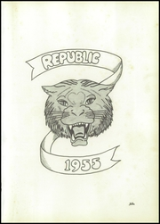 Page 5, 1955 Edition, Scipio Republic High School - Memories Yearbook (Republic, OH) online yearbook collection