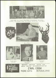 Page 9, 1955 Edition, Scipio Republic High School - Memories Yearbook (Republic, OH) online yearbook collection
