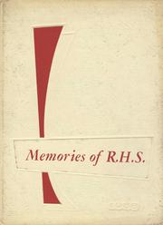 Page 1, 1958 Edition, Scipio Republic High School - Memories Yearbook (Republic, OH) online yearbook collection