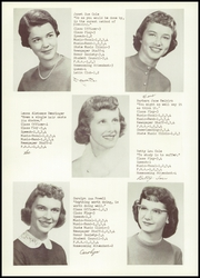 Page 16, 1958 Edition, Scipio Republic High School - Memories Yearbook (Republic, OH) online yearbook collection