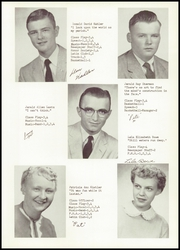 Page 17, 1958 Edition, Scipio Republic High School - Memories Yearbook (Republic, OH) online yearbook collection