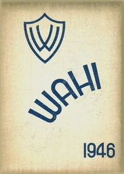 Page 1, 1946 Edition, New Waterford High School - Wahi Yearbook (New Waterford, OH) online yearbook collection