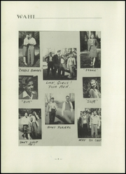 Page 10, 1946 Edition, New Waterford High School - Wahi Yearbook (New Waterford, OH) online yearbook collection