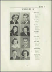 Page 15, 1946 Edition, New Waterford High School - Wahi Yearbook (New Waterford, OH) online yearbook collection