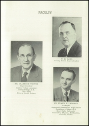 Page 11, 1952 Edition, Baltic High School - Hilltopper Yearbook (Baltic, OH) online yearbook collection
