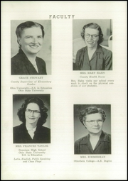 Page 12, 1952 Edition, Baltic High School - Hilltopper Yearbook (Baltic, OH) online yearbook collection