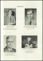 Page 13, 1952 Edition, Baltic High School - Hilltopper Yearbook (Baltic, OH) online yearbook collection